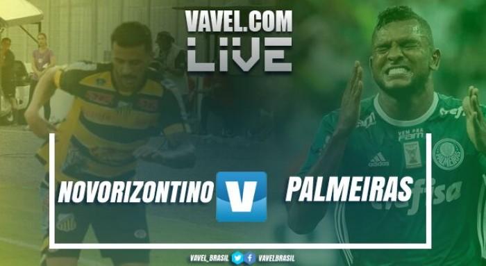 Resultado e gols para Palmeiras 5x0 Novorizontino