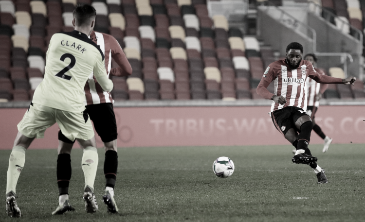 El Brentford sigue soñando en la Carabao Cup