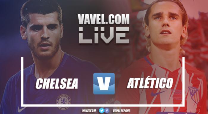 Resumen Chelsea vs Atlético de Madrid (1-1): así lo vivimos