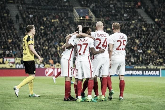 Resumen AS Mónaco vs Borussia Dortmund en Champions League 2017 (3-1)