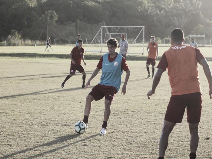 Náutico começa semana de preparação para jogo decisivo contra Itabaiana