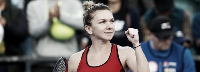 WTA: Halep supera Siniakova e conquista título em Shenzhen; Svitolina domina Brisbane