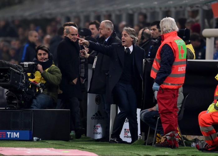 """Inter, Mancini: """"Mi prendo le responsabilità di quanto fatto"""""""