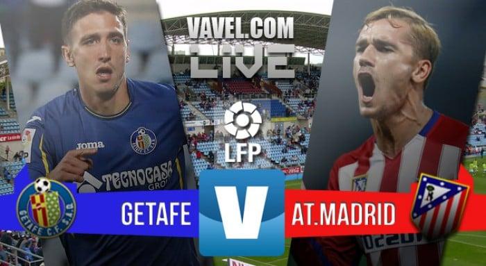 Resultado Getafe - Atlético de Madrid (0-1): un derbi que mantiene el segundo puesto