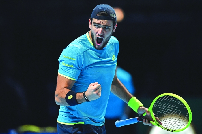 "Nitto ATP Finals: Matteo Berrettini hails ""phenomenal season"" after season-ending victory over Dominic Thiem"