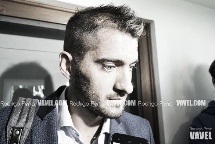 Nicolás Sánchez contento por el paso positivo de Rayados