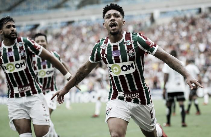 No Maracanã, Fluminense vence Ponte Preta e garante permanência na Série A