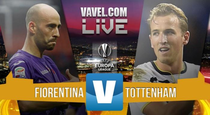 Risultato Fiorentina - Tottenham (1-1): Bernardeschi risponde a Chadli, qualificazione in bilico