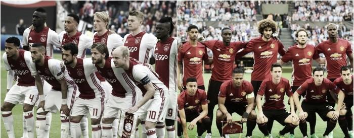 Manchester United e Ajax na Final da Liga Europa