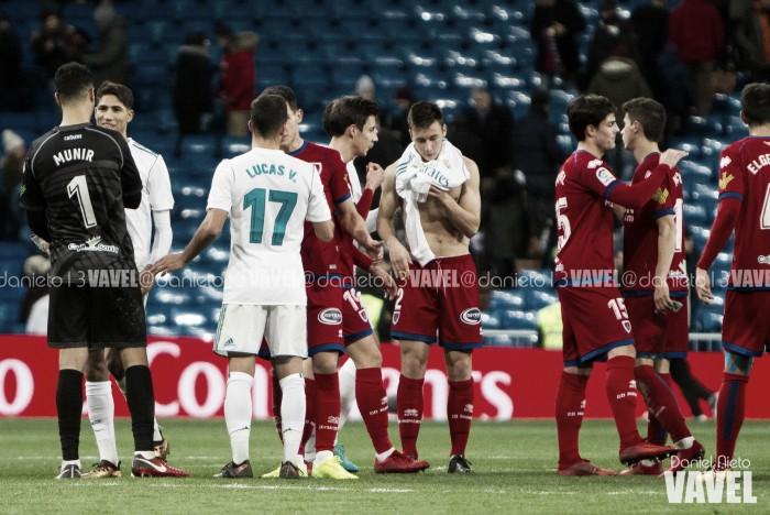 Fuenlabrada y Numancia, en la historia del Estadio Santiago Bernabéu