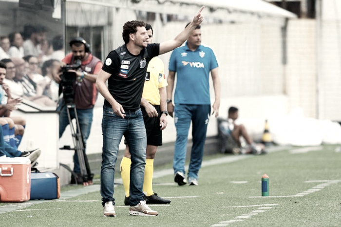 """Elano lamenta empate: """"Criamos muitas oportunidades"""""""