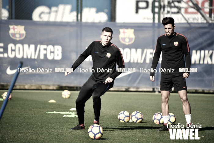 """Rivera: """"Soy un jugador que trata bien el balón y al que le gusta el fútbol de ataque"""""""