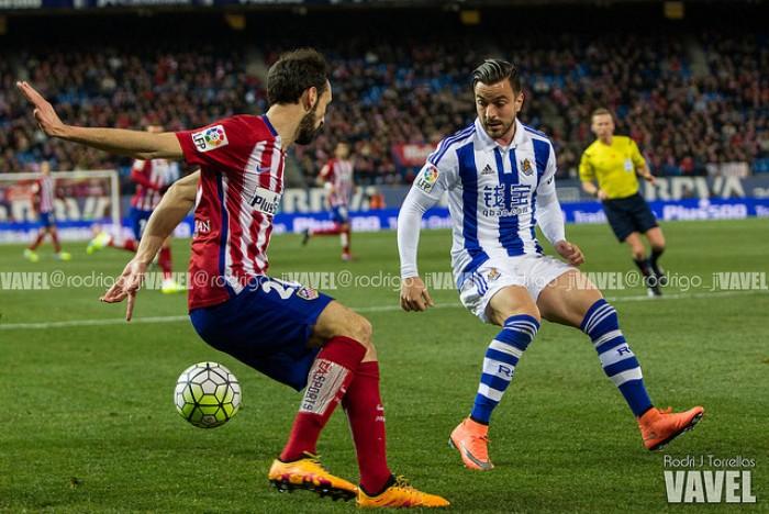 Atlético de Madrid - Real Sociedad: puntuaciones de la Real Sociedad, jornada 27 de la Liga BBVA
