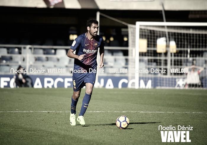 Resumen Reus vs Barcelona B en Segunda División 2017 (2-1)