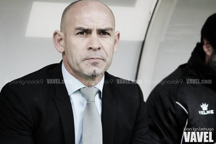 """Paco Jémez: """"Lo mejor y lo difícil está por llegar"""""""