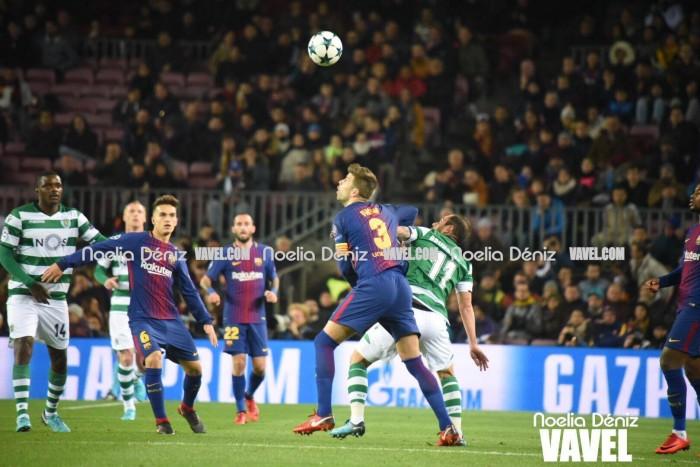 Resumen FC Barcelona vs Sporting CP (2-0)