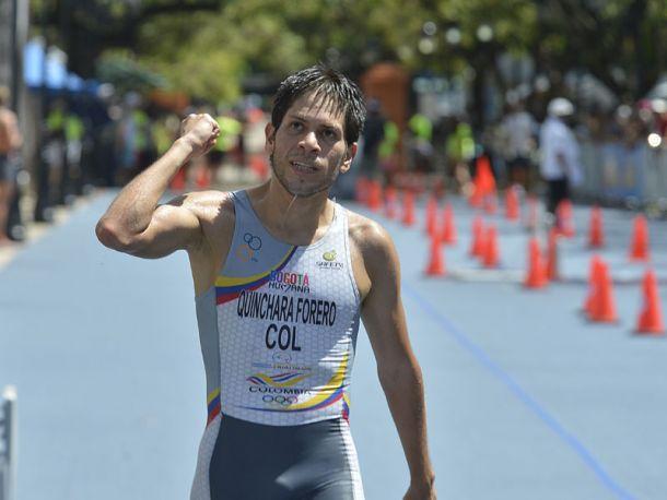 Quinchará representará a Colombia en el Mundial de Triatlón