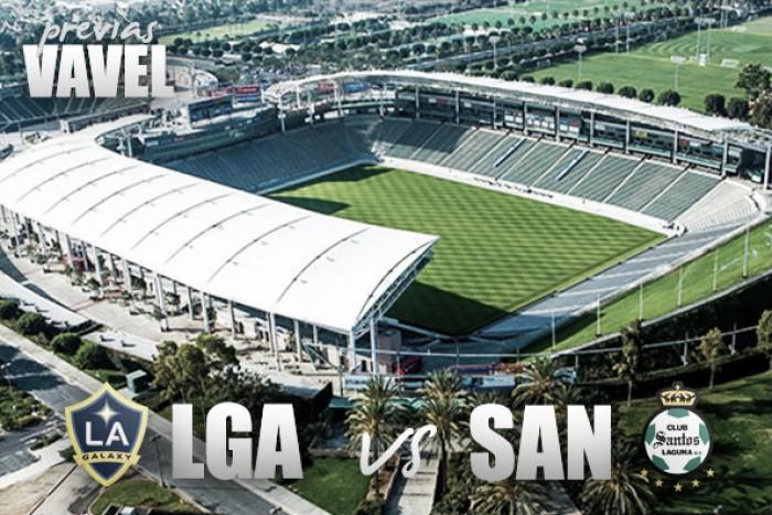 Previa LA Galaxy - Santos Laguna: los Guerreros quieren apagar la Galaxia