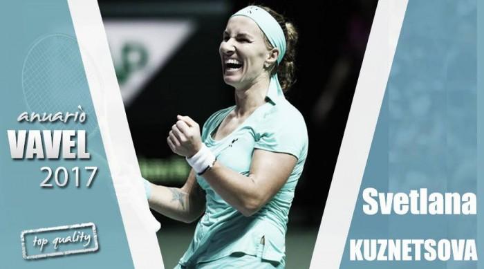 Anuario VAVEL 2017. Svetlana Kuznetsova: las lesiones, su gran hándicap este año