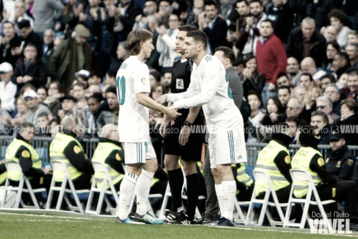 La Croacia de Modric y Kovacic brilló ante Argentina