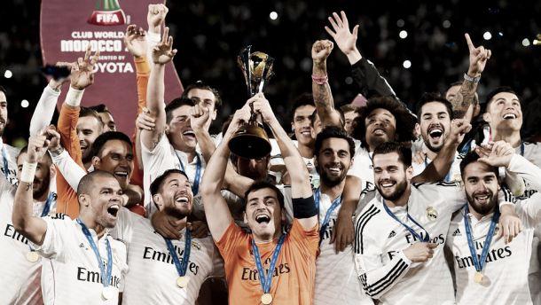Real Madrid, emperador del Mundo