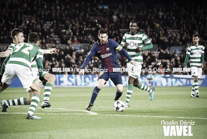Messi: ''En el campo no es todo tan fácil''