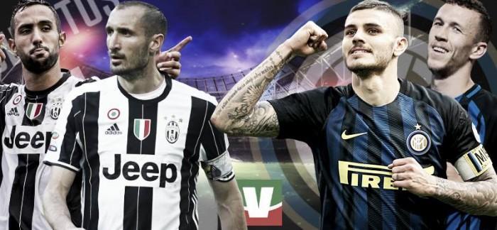 Verso Juve vs Inter - La difesa bianconera contro l'attacco nerazzurro