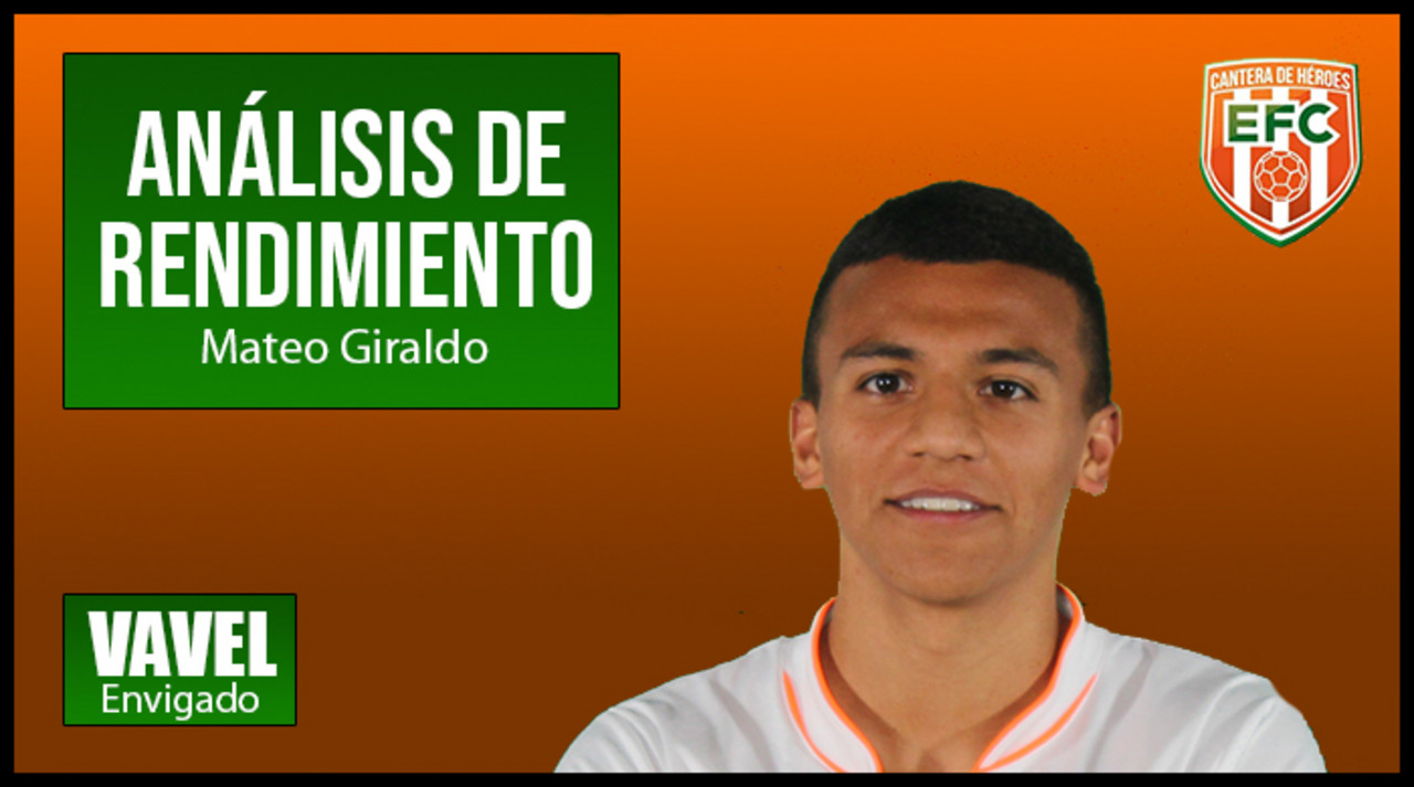 Análisis naranja 2018-II: Mateo Giraldo
