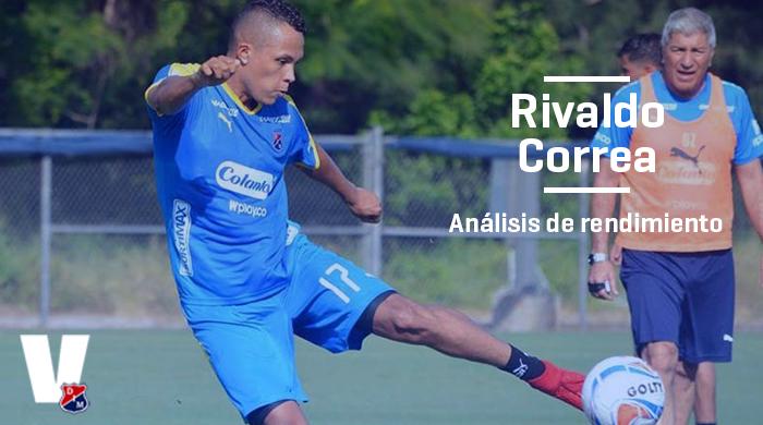 Análisis VAVEL, Independiente Medellín 2018-II: Rivaldo Correa