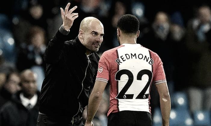 Federação Inglesa abre inquérito sobre caso entre Guardiola e Redmond