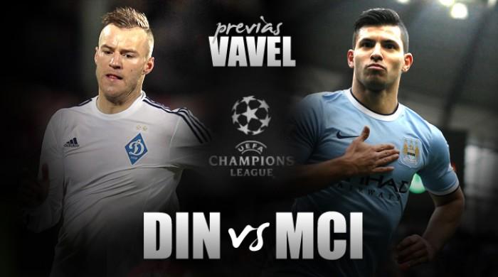 Champions League: la Dynamo Kiev mette le ali per sfidare il Manchester City
