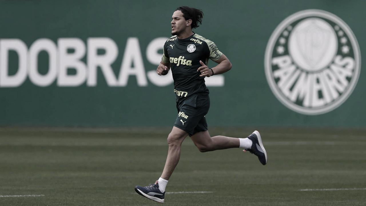 Gustavo Gómez vira dúvida no Palmeiras para clássico diante do Corinthians