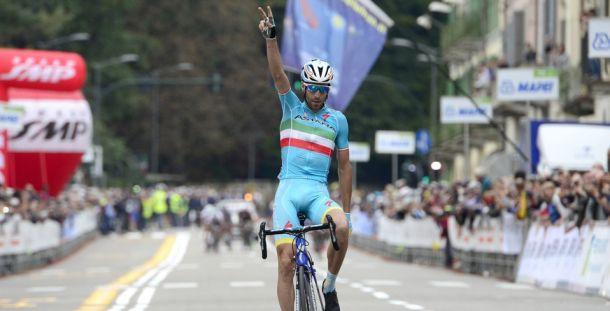 Tre Valli Varesine: Nibali, la spallata del campione. Oggi Milano - Torino