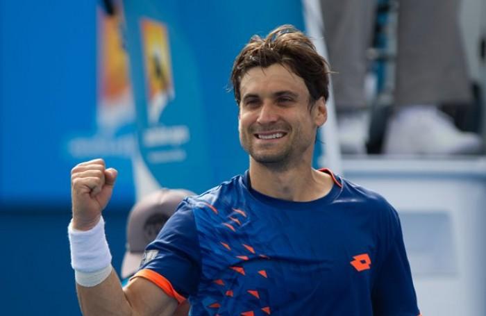 Australian Open: Isner si inchina a Ferrer in tre set