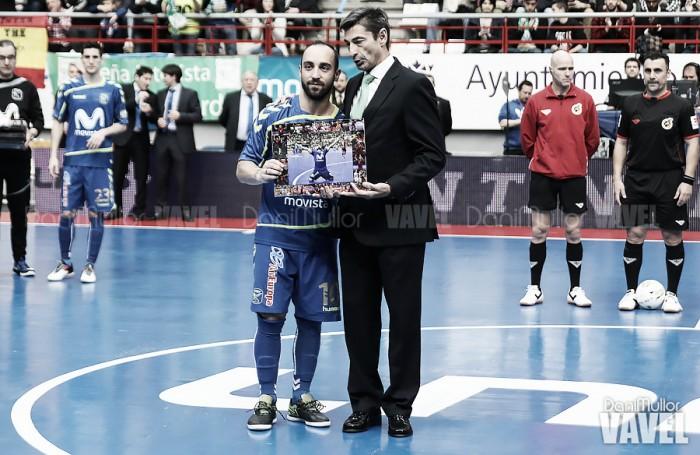 Ricardinho, considerado de nuevo mejor jugador del mundo