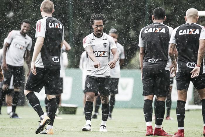 Arouca minimiza momento do Atlético no Campeonato Mineiro e fala em 'evolução da equipe'