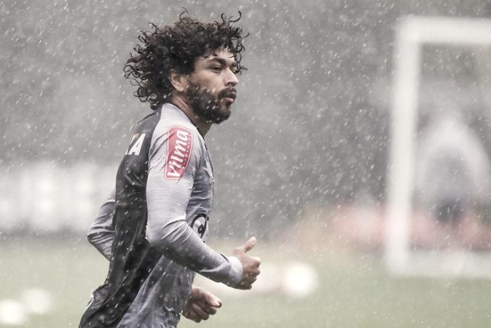 Luan garante estar preparado fisicamente e vive expectativa de estrear no Campeonato Mineiro