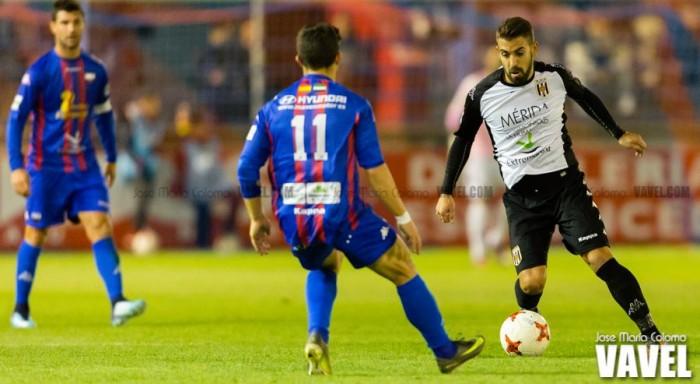 Mérida AD - Córdoba B: ¿rivales directos?