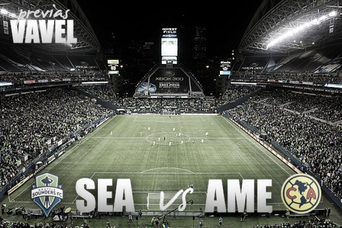 Previa Seattle Sounders - América: a refrendar el título