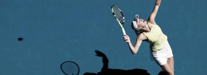 Wozniacki salva dois match points, vira jogo sobre Fett e avança no Australian Open