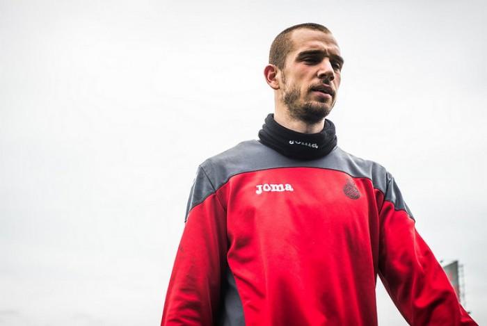 "Pau López: ""Algún día espero estar con la selección absoluta"""