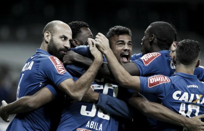 Cruzeiro conquista novo triunfo diante do Vitória e avança às oitavas de final da Copa do Brasil