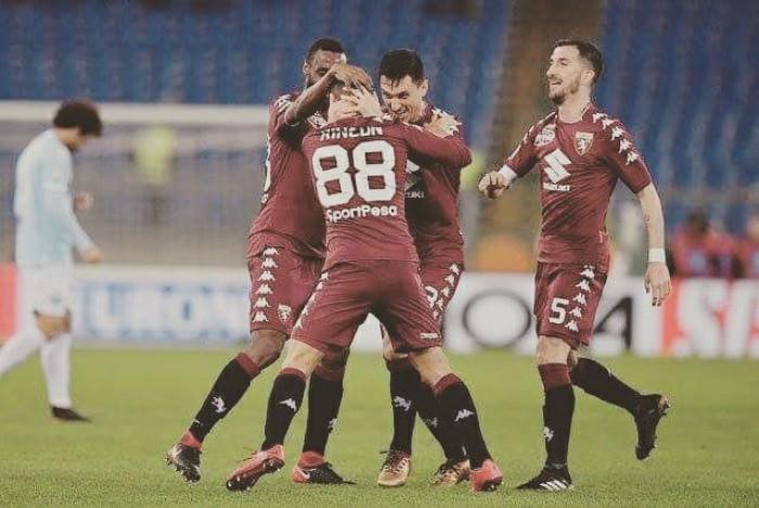 Lazio -Torino 1-3 Pessima direzione di Giacomelli
