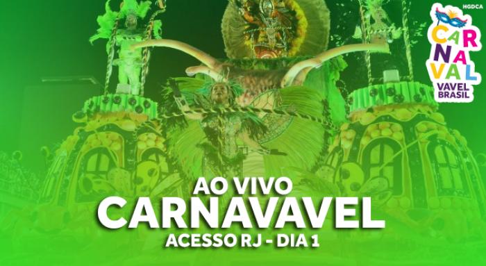 Carnaval Rio 2018 ao vivo: acompanhe os desfiles de sexta-feira da Série A