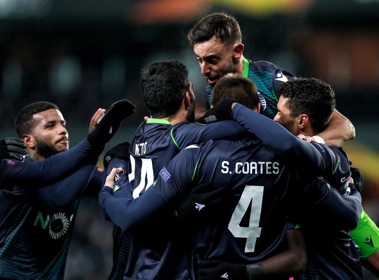 Lask goleia PSV, e Sporting assume liderança do Grupo D da Europa League