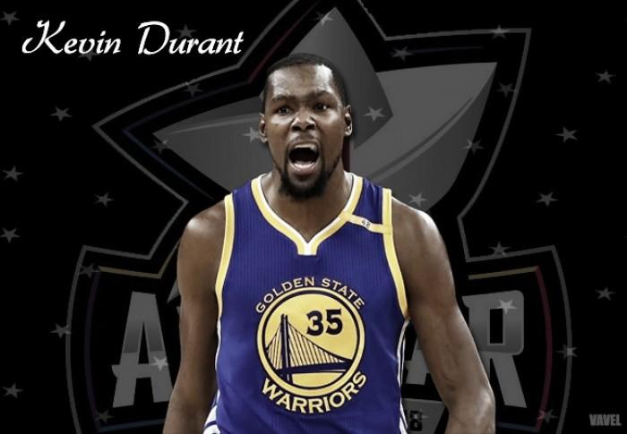 Guía NBA VAVEL All-Star 2018: Kevin Durant, noveno All-Star consecutivo