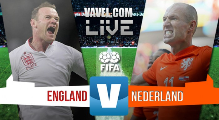 Lacklustre England defeated by Dutch in final game before Euro squad announcement