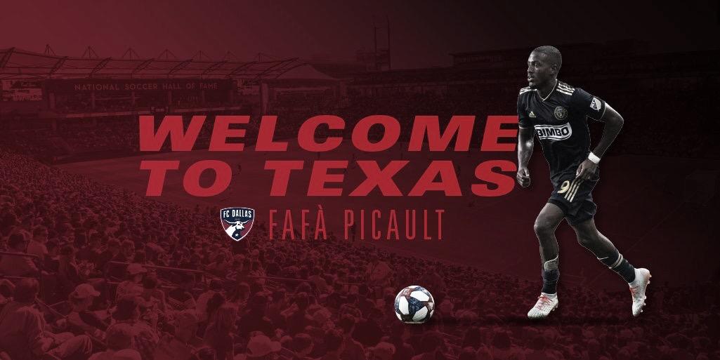 'Fafá' Picault refuerza a FC Dallas