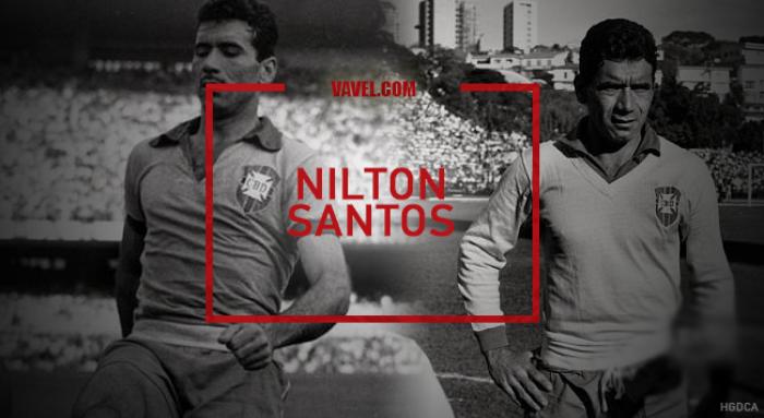 Lendas da Copa do Mundo: Nilton Santos
