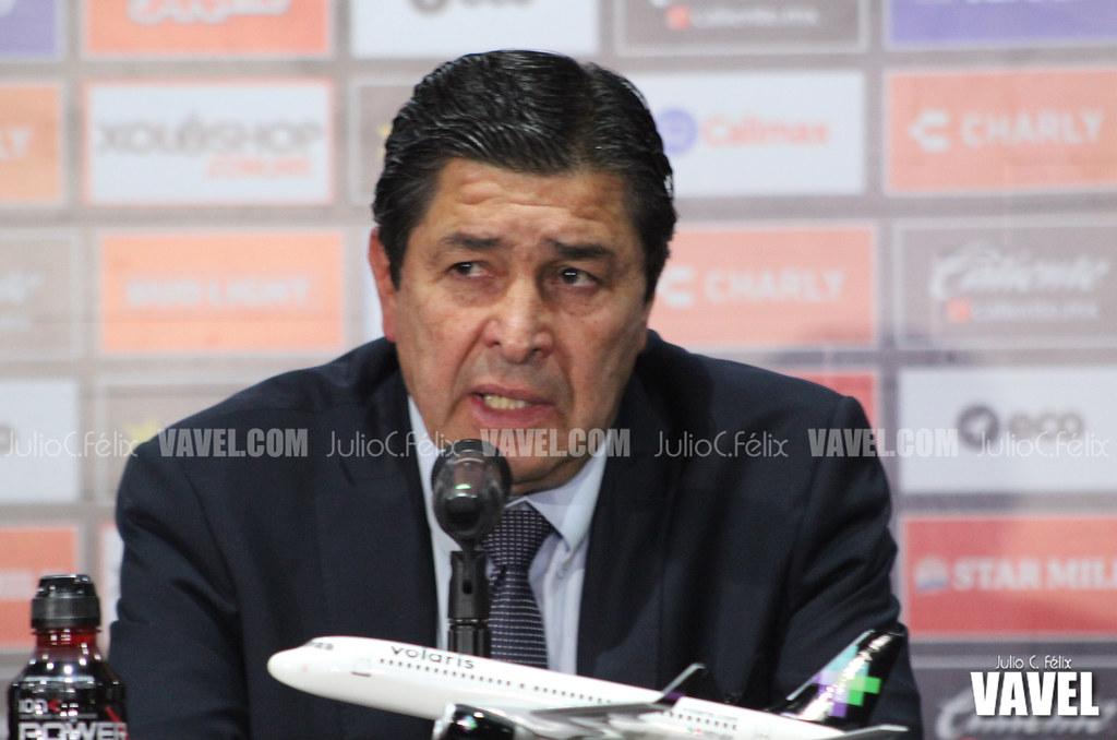 """Luis Fernando Tena: """"Chivas le da importancia a todos los torneos"""""""